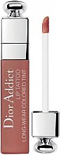 Düfte, Parfümerie und Kosmetik Lipgloss - Dior Addict Lip Tattoo
