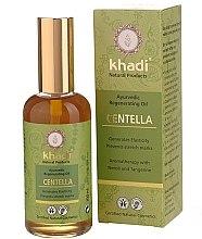 Düfte, Parfümerie und Kosmetik Ayurvedisches Gesichts- und Körperöl gegen Dehnungsstreifen und Narben - Khadi