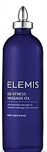 Düfte, Parfümerie und Kosmetik Entspannendes und pflegendes Massageöl - Elemis De-Stress Massage Oil