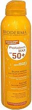 Düfte, Parfümerie und Kosmetik Sonnenschutz Körperspray - Bioderma Photoderm Max Sun Mist SPF 50+