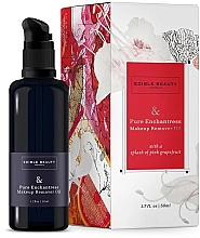 Düfte, Parfümerie und Kosmetik Reinigendes Öl zum Abschminken - Edible Beauty Pure Enchantress Makeup Remover Oil