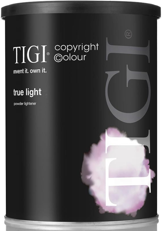 Blondierpulver für das Haar - Tigi True Light Violet — Bild N1