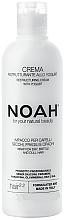Düfte, Parfümerie und Kosmetik Restrukturierende Haarcreme für trockenens, sprödes und stumpfes Haar mit Joghurt - Noah