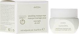 Düfte, Parfümerie und Kosmetik Augenmaske für die Nacht - Aveda Tulasara Wedding Masque Eye