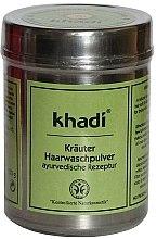 Düfte, Parfümerie und Kosmetik Kräuter Haarwaschpulver - Khadi
