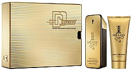 Düfte, Parfümerie und Kosmetik Paco Rabanne 1 Million - Duftset (Eau de Toilette 100ml + Duschgel 100ml)