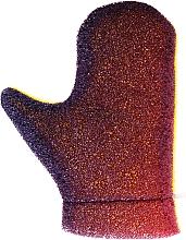 Düfte, Parfümerie und Kosmetik Massagehandschuh Aqua 6021 violett-gelb - Donegal Aqua Massage Glove