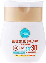 Düfte, Parfümerie und Kosmetik Sonnenschutzlotion SPF 30 - Golden Sun