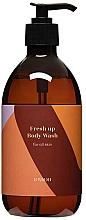 Düfte, Parfümerie und Kosmetik Erfrischendes und feuchtigkeitsspendendes Duschgel - Lovbod Fresh Up Body Wash