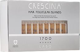 Düfte, Parfümerie und Kosmetik Haarwuchs stimulierende Ampullen für Männer 1700 - Crescina Hair Follicular Islands Re-Growth