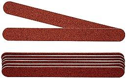 Düfte, Parfümerie und Kosmetik Nagelfeilen-Set doppelseitig 100/100 kastanienbraun - Peggy Sage 2-Way Washable Nail Files