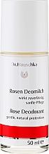 Düfte, Parfümerie und Kosmetik Rosen Deomilch für sanfte Pflege - Dr. Hauschka Rose Deodorant