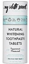 Düfte, Parfümerie und Kosmetik Aufhellende Zahnpasta in Tablettenform - My White Secret Natural Whitening Toothpaste Tablets