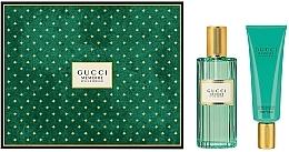 Düfte, Parfümerie und Kosmetik Gucci Memoire D'une Odeur - Duftset (Eau de Parfum 100ml + Duschgel 75ml)