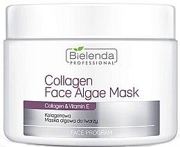 Düfte, Parfümerie und Kosmetik Alginat-Gesichtsmaske mit Kollagen und Vitamin E - Bielenda Professional Collagen Face Algae Mask