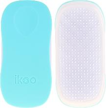 Düfte, Parfümerie und Kosmetik Haarbürste Ocean Breeze - Ikoo Home White Ocean Breeze