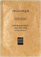 Düfte, Parfümerie und Kosmetik Alginatmaske gegen Akne mit Teebaumöl - Organique Algae Mask Anti-Acne