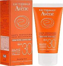 Düfte, Parfümerie und Kosmetik Getönte Sonnenschutzcreme für empfindliche Haut SPF 30 - Avene Haute Protection Tinted Creme SPF30