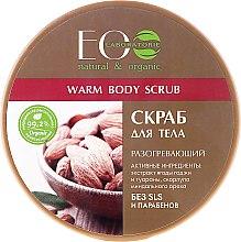 Düfte, Parfümerie und Kosmetik Wärmendes Körperpeeling mit Gojibeere- und Guaranaextrakt parabenfrei - ECO Laboratorie Warm Body Scrub
