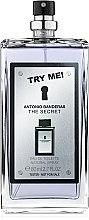 Düfte, Parfümerie und Kosmetik Antonio Banderas The Secret - Eau de Toilette (Tester ohne Deckel)