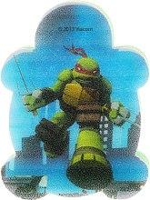 Düfte, Parfümerie und Kosmetik Kinder-Badeschwamm Die Ninja Turtles Raphael 3 - Suavipiel Turtles Bath Sponge