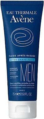 After Shave Emulsion - Avene Homme After-shave Fluid — Bild N1