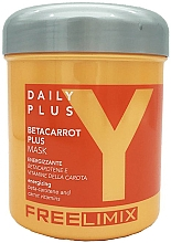 Düfte, Parfümerie und Kosmetik Haarmaske mit Beta Carotin - Freelimix Daily Plus Betacarot Plus Mask