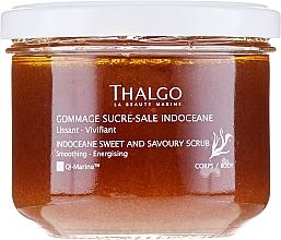 Körperpeeling mit Meersalz, braunem Zucker und ätherischen Pflanzenölen - Thalgo Sweet and Savoury Body Scrub — Bild N2