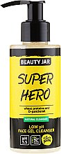 Düfte, Parfümerie und Kosmetik Gesichtsreinigungsgel mit Proteinen und D-Panthenol - Beauty Jar Low Ph Face Gel Cleanser