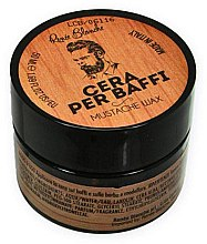 Düfte, Parfümerie und Kosmetik Bart- und Schnurrbartwachs - Renee Blanche Mustache Wax
