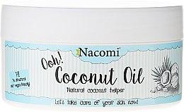 Düfte, Parfümerie und Kosmetik 100% natürliches raffiniertes Kokosöl - Nacomi Coconut Oil 100% Natural Refined