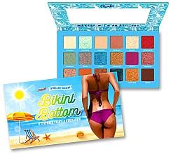 Düfte, Parfümerie und Kosmetik Lidschattenpalette - Rude Bikini Bottom Eyeshadow Palette