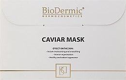 Düfte, Parfümerie und Kosmetik Gesichtsmaske mit Kaviarextrakt - BioDermic Caviar Extract Mask