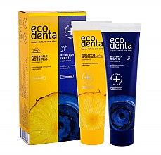 Düfte, Parfümerie und Kosmetik Mundpflege-Set - Ecodenta (Zahnpasta für den Morgen 100ml + Zahnpasta vor dem Schlafen 100ml)