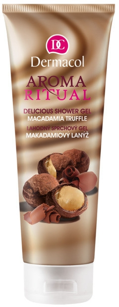 Duschgel mit Macadamia-Trüffel - Dermacol Aroma Ritual Shower Gel
