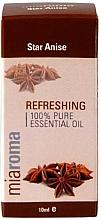 Düfte, Parfümerie und Kosmetik 100% Reines ätherisches Sternanisöl - Holland & Barrett Miaroma Star Anise Pure Essential Oil