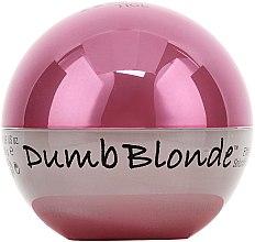 Glättende Stylingcreme für das Haar - Tigi Bed Head Dumb Blonde Smoothing Stuff — Bild N2