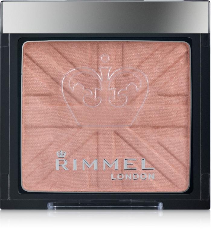 Gesichtsrouge - Rimmel Lasting Finish Mono Blush — Bild N1