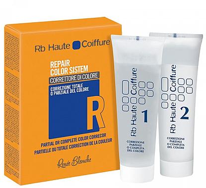 Haarfarbenentferner - H.Zone Rapair Color System — Bild N1