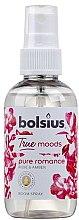 Düfte, Parfümerie und Kosmetik Raumspray Rose und Bernstein - Bolsius Room Spray True Moods Pure Romance