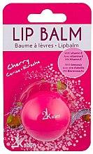 Düfte, Parfümerie und Kosmetik Lippenbalsam mit Kirschen Geschmack - Cosmetic 2K Lip Balm