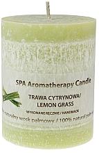 Düfte, Parfümerie und Kosmetik Duftkerze Zitronengras - The Secret Soap Store SPA Aromatherapy Candle Lemon Grass