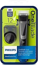 Düfte, Parfümerie und Kosmetik Trimmer, Styler und Rasierer für jede Haarlänge mit 12 Längeeinstellungen - Philips OneBlade Pro QP6510/20