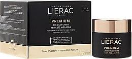 Düfte, Parfümerie und Kosmetik Anti-Aging seidige Gesichtscreme - Lierac Premium la Creme Soyeuse Texture