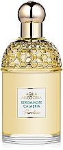 Düfte, Parfümerie und Kosmetik Guerlain Aqua Allegoria Bergamote Calabria - Eau de Toilette