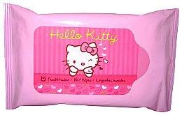 Düfte, Parfümerie und Kosmetik Feuchttücher für Kinder 15 St. - VitalCare Hello Kitty Wet Wipes
