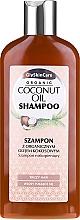 Düfte, Parfümerie und Kosmetik Shampoo mit Kokosöl, Kollagen und Keratin - GlySkinCare Coconut Oil Shampoo