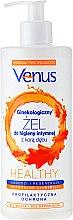 Düfte, Parfümerie und Kosmetik Gel für die Intimhygiene mit Eichenrinde, mit Pumpenspender - Venus Gel