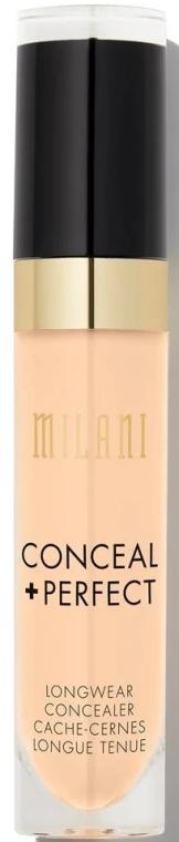 Langanhaltender Concealer - Milani Conceal + Perfect Longwear Concealer