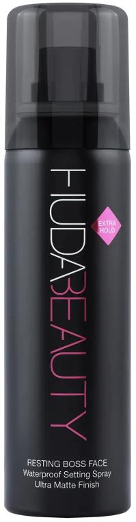 Make-up Fixierspray - Huda Beauty Resting Boss Face Spray
